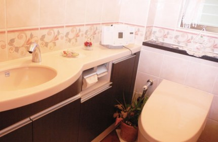 サニタリー(洗面・浴室・トイレ)